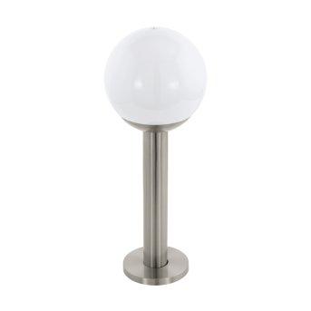 Eglo connect NISIA Lampa na cokół LED Stal nierdzewna, 1-punktowy