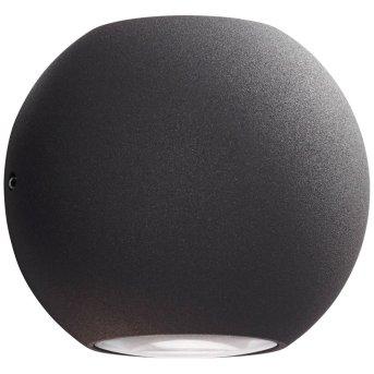 AEG Gus Oświetlenie zewnętrzne LED Antracytowy, 2-punktowe