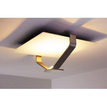Elesi Luce lampa sufitowa LED Srebrny, 1-punktowy