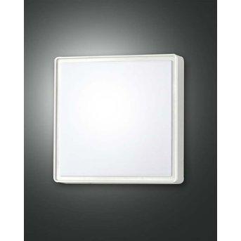Fabas Luce OBAN lampa sufitowa na zewnątrz Biały, 1-punktowy
