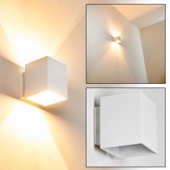 Laforsen Lampa ścienna Biały, 1-punktowy