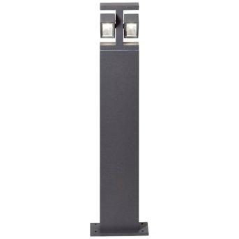 AEG Glynn Zewnętrzna Lampa Stojąca LED Antracytowy, 2-punktowe