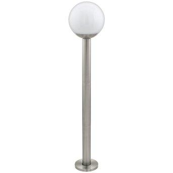 Eglo connect NISIA Zewnętrzna Lampa Stojąca LED Stal nierdzewna, 1-punktowy