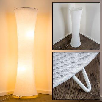 HERON lampa stojąca Biały, 2-punktowe