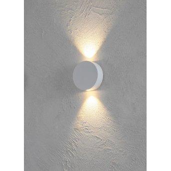 Escale SUN lampa ścienna LED Biały, 2-punktowe