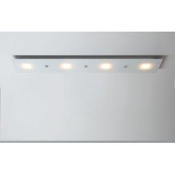 Escale Studio Lampa Sufitowa LED Biały, 4-punktowe