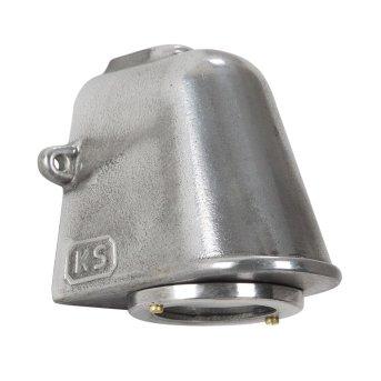 KS Verlichting Offshore Lampa ścienna Aluminium, 1-punktowy