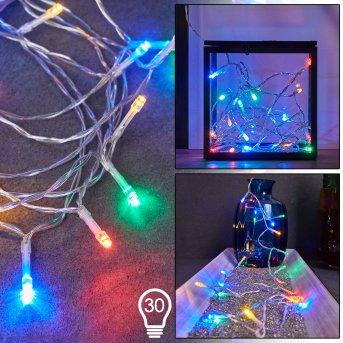 Sondrio Łańcuch  świetlny LED, 30-punktowe