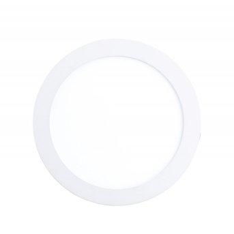 Eglo FUEVA 1 oprawa wpuszczana LED Biały, 1-punktowy