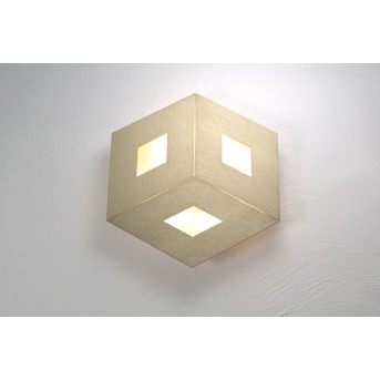 Bopp-Leuchten BOX COMFORT Lampa Sufitowa LED Złoty, 3-punktowe