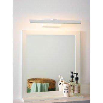 Lucide BETHAN Lampa oświetlająca lustro LED Biały, 1-punktowy