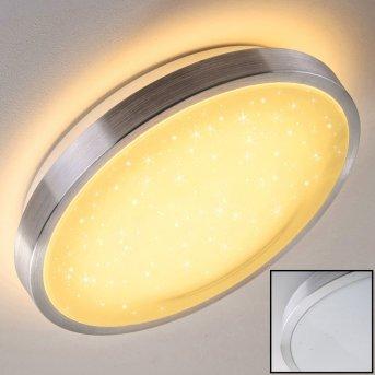 Sora Star Lampa sufitowa LED Aluminium, 1-punktowy