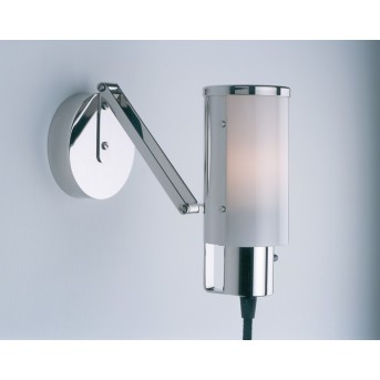 Tecnolumen Wagenfeld Lampa stołowa Nikiel błyszczący, 1-punktowy
