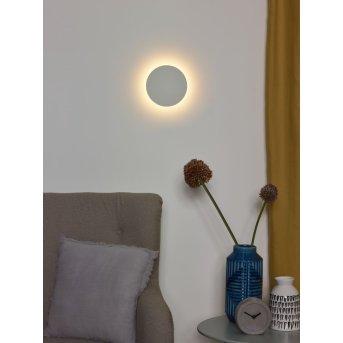 Lucide EKLYPS Lampa ścienna LED Biały, 1-punktowy