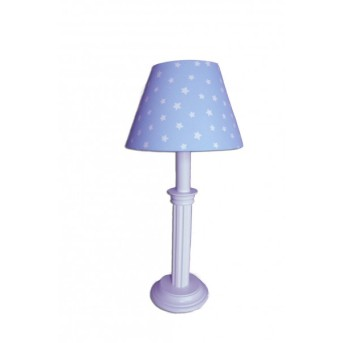 Waldi Sternchen lampa stołowa Niebeieski, 1-punktowy