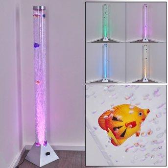Wanas Lampa Stojąca LED Tytan, 1-punktowy, Zmieniacz kolorów