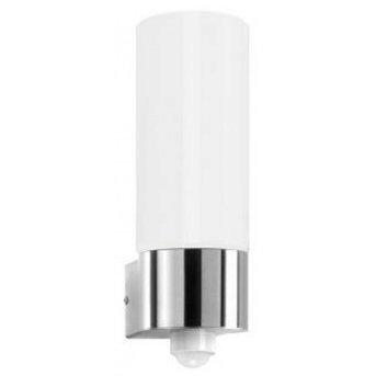 CMD Aqua Wall Lampa ścienna Stal nierdzewna, 1-punktowy, Czujnik ruchu