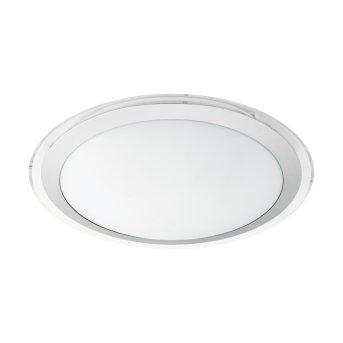 Eglo COMPETA-C Lampa Sufitowa LED Biały, 1-punktowy, Zmieniacz kolorów