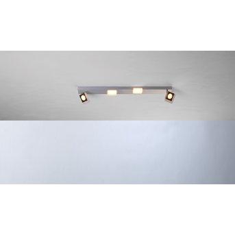 Bopp SESSION Lampa Sufitowa LED Aluminium, 2-punktowe
