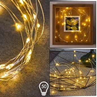 Sondrio Łańcuch  świetlny LED, 50-punktowe
