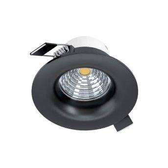 Eglo SALICETO Oprawa wpuszczana LED Czarny, 1-punktowy