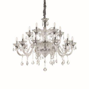 Ideal Lux COLOSSAL Lampa Wisząca Chrom, 15-punktowe