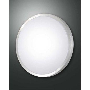 Fabas Luce KELTY lampa sufitowa Aluminium, 2-punktowe