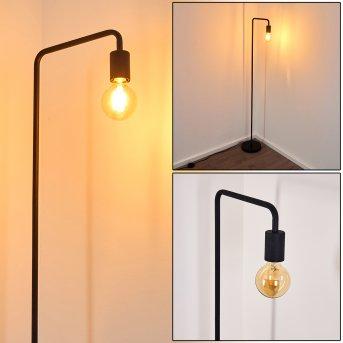Valocolla Lampa Stojąca Czarny, 1-punktowy