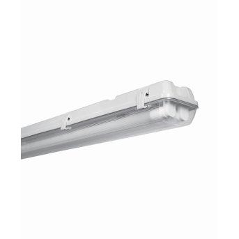 Osram SUBMARINE Lampa Sufitowa LED Siwy, 2-punktowe