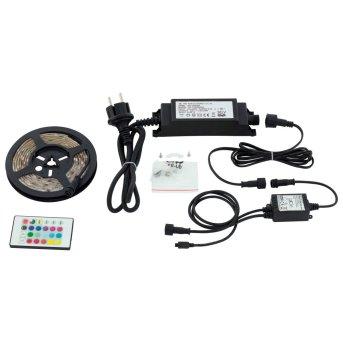 Eglo taśma LED Przezroczysty, 1-punktowy, Zdalne sterowanie, Zmieniacz kolorów