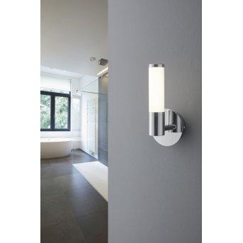 Eglo PALMERA 1 Lampa ścienna LED Chrom, 1-punktowy