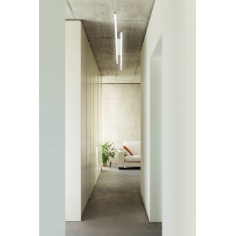 Grossmann FORTE Lampa sufitowa LED Aluminium, 8-punktowe