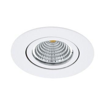 Eglo SALICETO Oprawa wpuszczana LED Biały, 1-punktowy