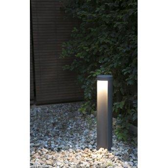 Faro Chandra Lampa na cokół LED Antracytowy, 1-punktowy