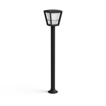 Philips Hue Ambiance White & Color Econic Oświetlenie ścieżek LED Czarny, 1-punktowy, Zmieniacz kolorów