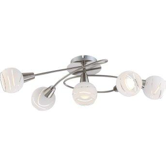 Globo Lampa sufitowa, 5-punktowe