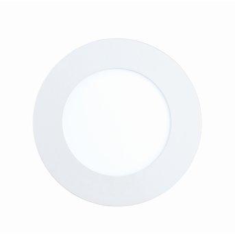 Eglo FUEVA-C Oprawa wpuszczana LED Biały, 1-punktowy, Zmieniacz kolorów