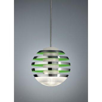 Tecnolumen Bulo Lampa wisząca LED Zielony, 1-punktowy