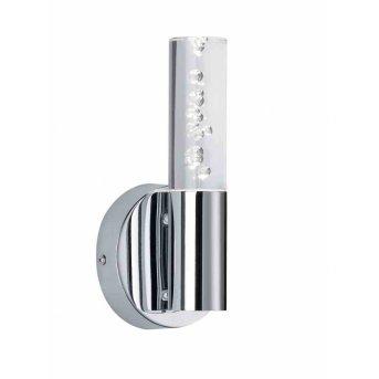 Wofi SPA line OASIS lampa łazienkowa LED Chrom, 1-punktowy