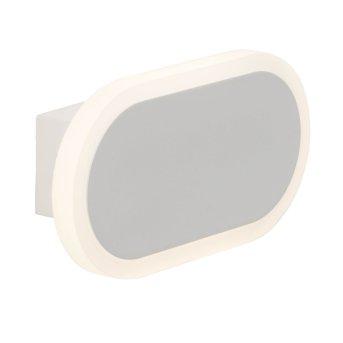 AEG Ric Lampa ścienna LED Biały, 1-punktowy